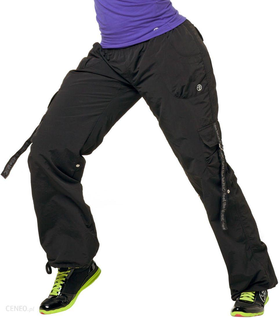 c570cdc0a08da Zumba Wear Spodnie Feelin&Apos; It Cargo Czarne - Ceny i opinie ...