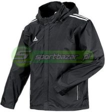 Adidas KURTKA ORTALIONOWA CORE 11 RAIN JACKET JR czarna roz