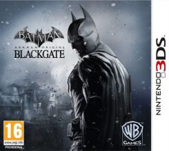 Batman Arkham Origins Blackgate (Gra 3DS)