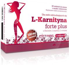 Olimp L-Karnityna Forte Plus 80 tabl.