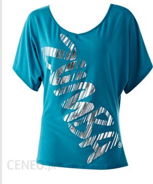 Niesamowite Zumba Koszulka Fitness - Ceny i opinie - Ceneo.pl DJ09