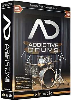 program muzyczny xln audio addictive drums opinie i ceny na. Black Bedroom Furniture Sets. Home Design Ideas