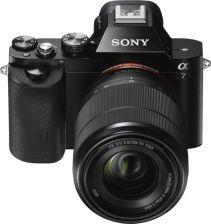 Aparat Cyfrowy Z Wymienna Optyka Sony Alpha A7 Czarny 28 70mm Ceny I Opinie Na Ceneo Pl