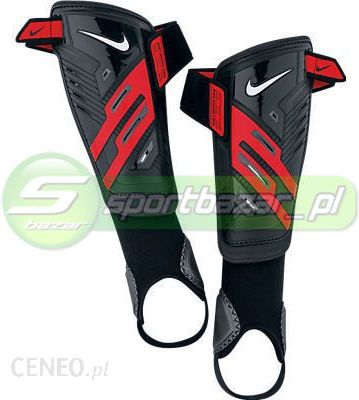 Ochraniacze piłkarskie Protegga Shield Nike (czarne) sklep
