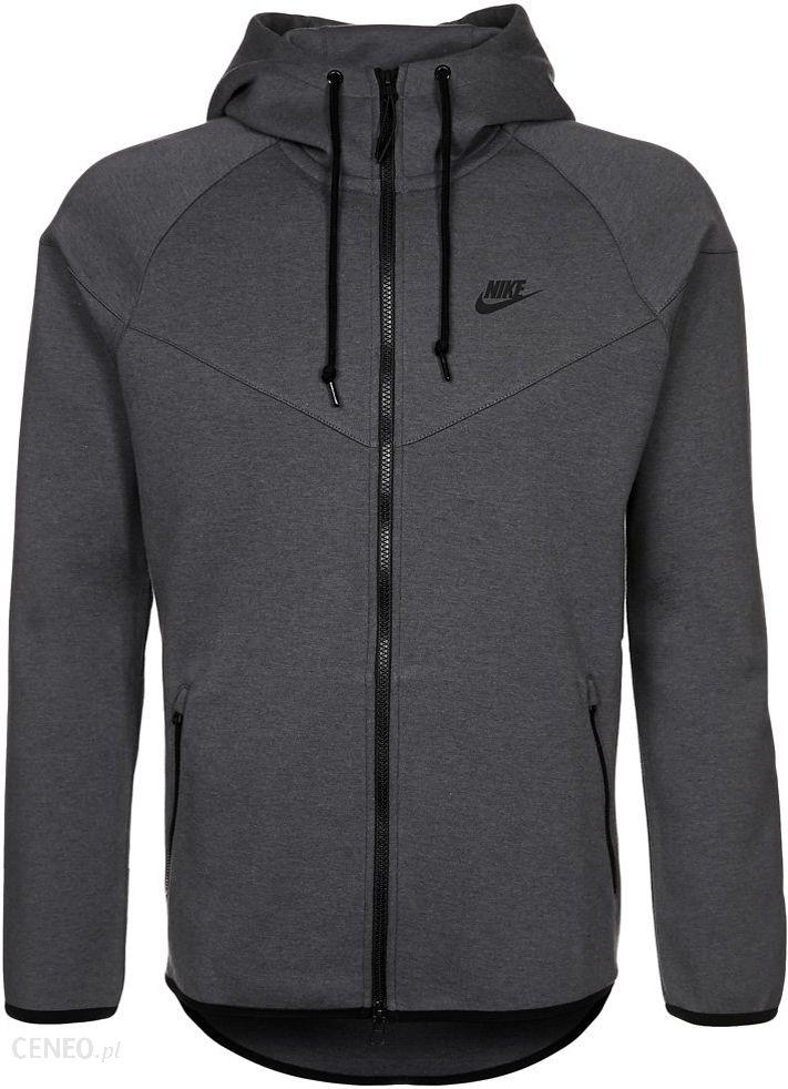 Nike Sportswear WINDRUNNER Bluza rozpinana szary