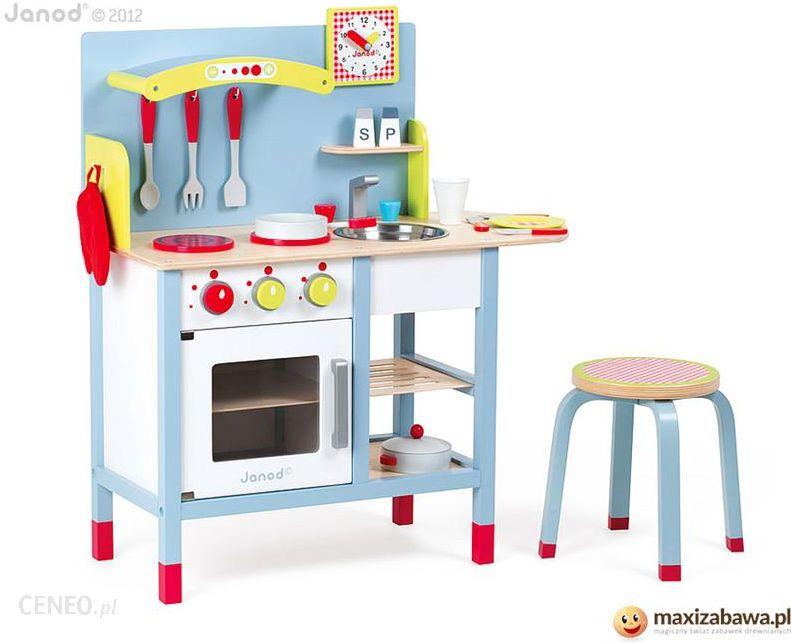 Kuchnia Drewniana Dla Dzieci Janod
