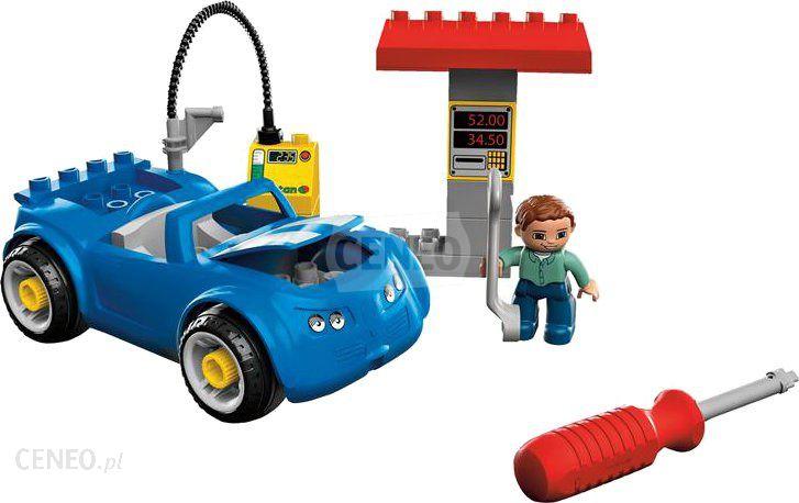 Klocki Lego Duplo Stacja Benzynowa 5640 Ceny I Opinie Ceneopl