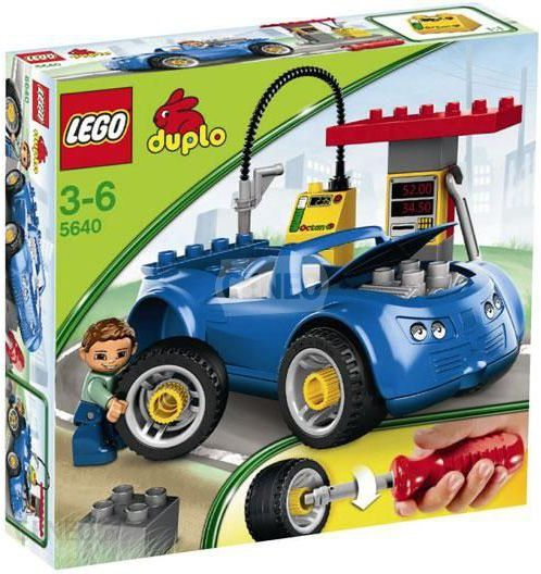 Znany Lego Duplo Warsztat Qjh01 Usafrica