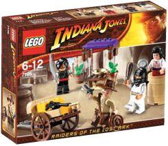 Klocki Lego Indiana Jones Zasadzka W Kairze 7195 Ceny I Opinie