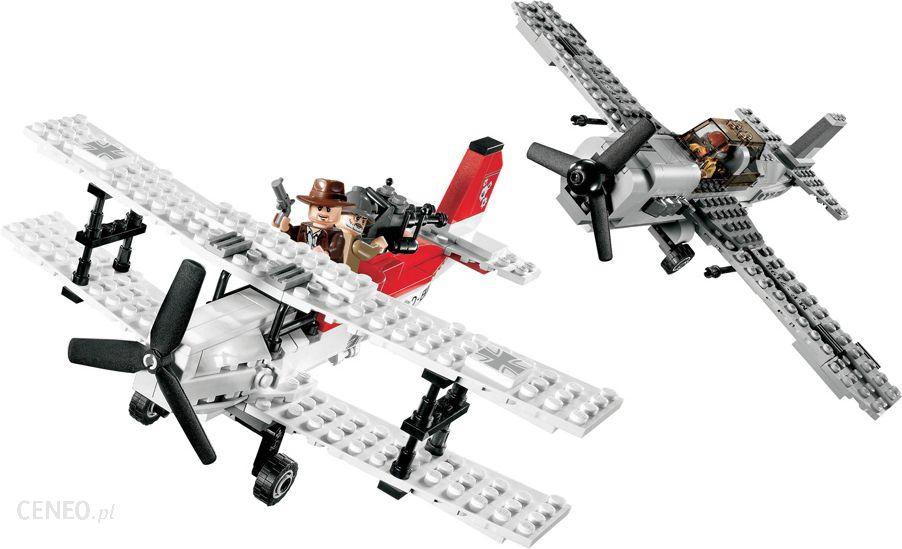 Klocki Lego Indiana Jones Bitwa Samolotów 7198 Ceny I Opinie