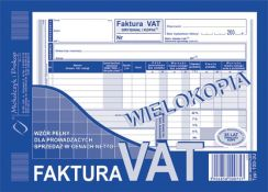 M&P Druk Faktura Dla Zwolnionych Z Vat 201 3E Mipro Ceny i