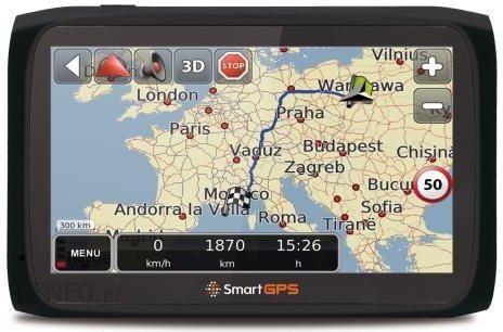 Nawigacja Samochodowa Smartgps Sg720 Mapamap Eu Opinie I Ceny