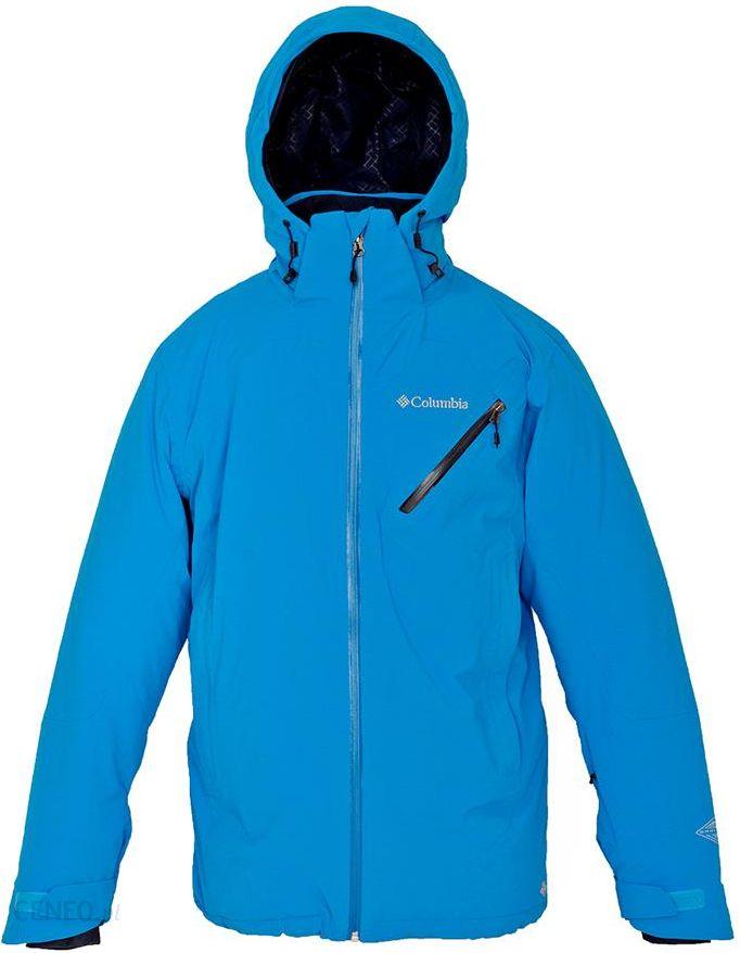 7beeabee63c64 Columbia Wildcard Iii Jacket, Blue, L - Ceny i opinie - Ceneo.pl