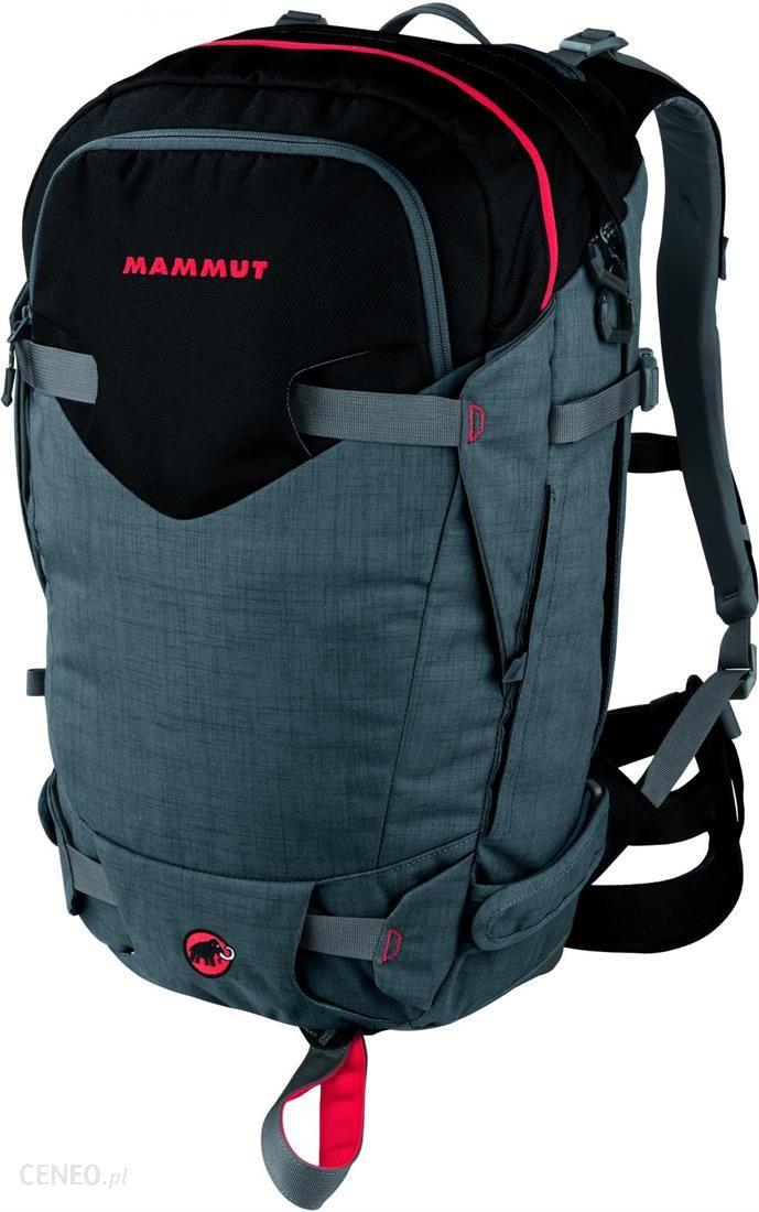 629203c6365ef Plecak Mammut Nirvana Ride 30L, szary / czarny - Ceny i opinie ...