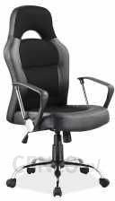 Krzesło obrotowe czarne q 033 (Signal Meble) recenzje