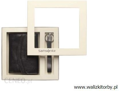 b977b031da2b0 Zestaw portfel i brelok Samsonite 679-116 - Ceny i opinie - Ceneo.pl