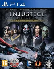 Gra PS4 Injustice: Gods Among Us Ultimate Edition (Gra PS4) - zdjęcie 1