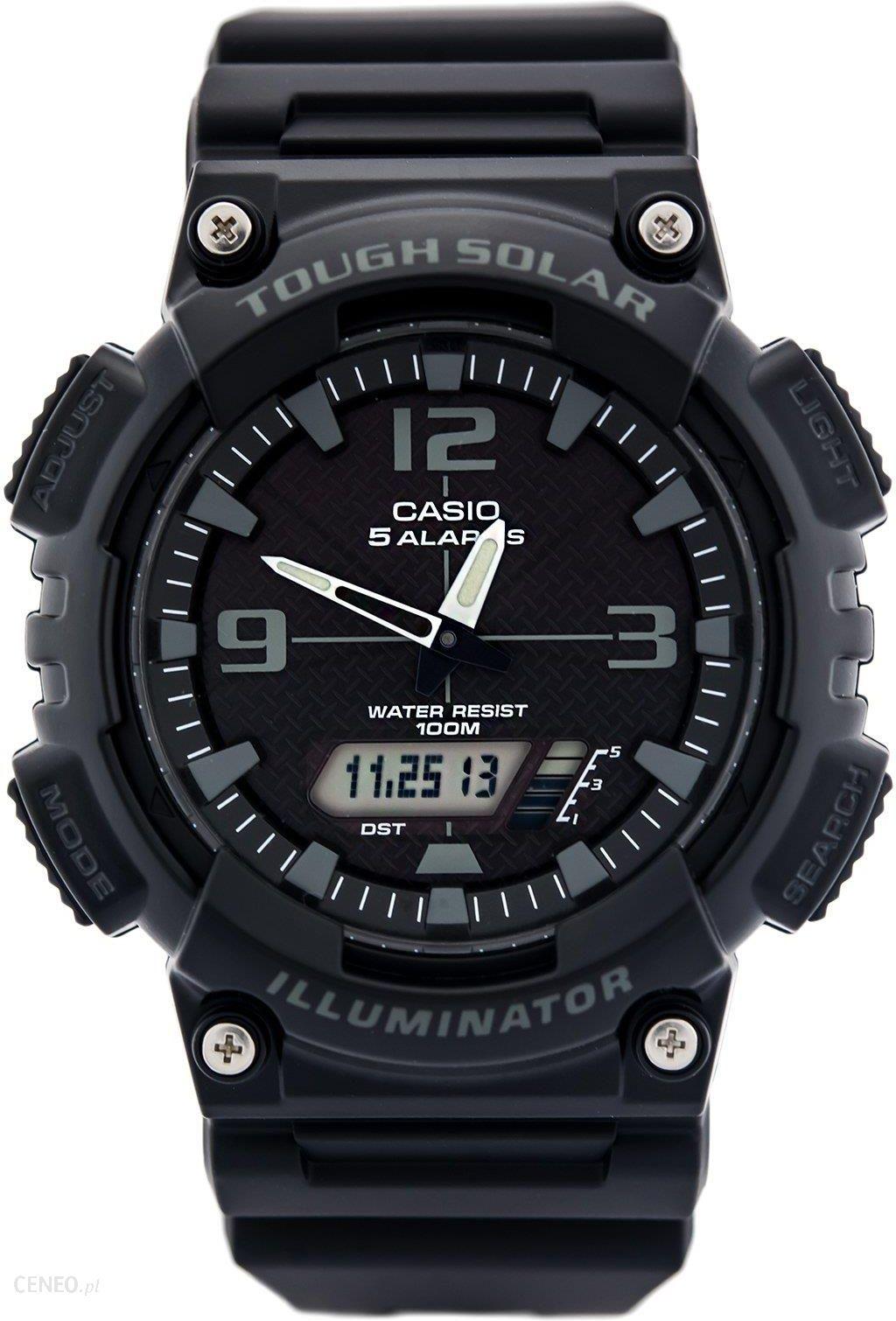 Zegarek CASIO AQ S810W 1B Sport