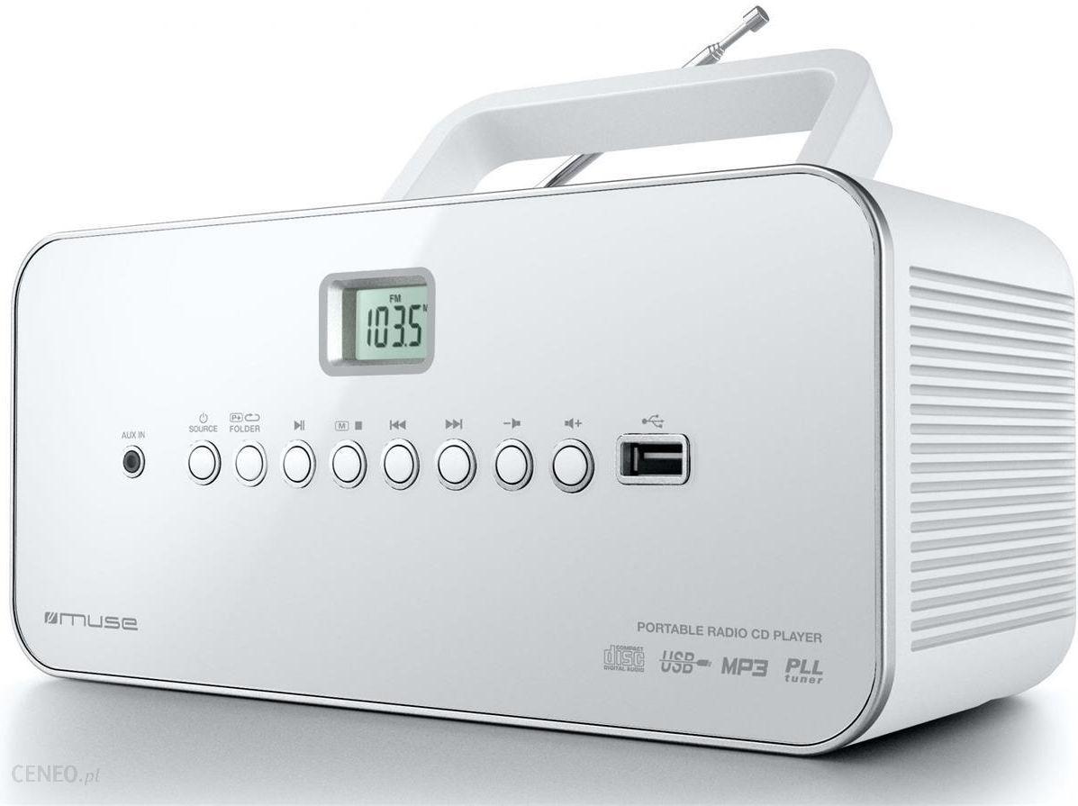 Radio MUSE M-28 RDW - Opinie i ceny na Ceneo.pl