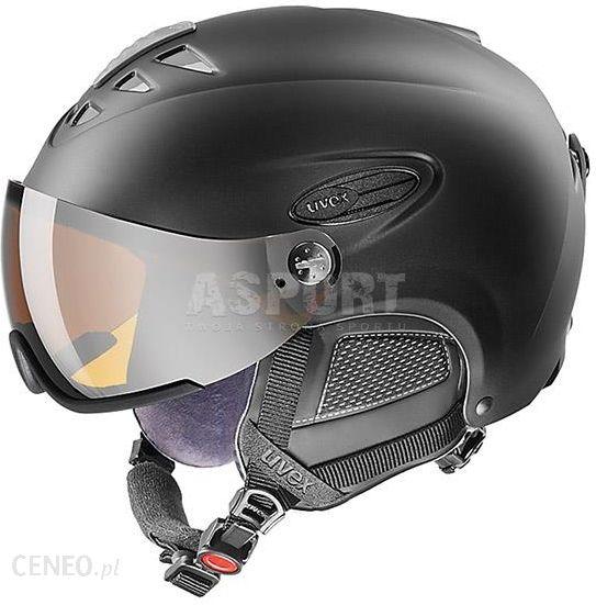 Uvex Hlmt 300 Visor Czarny Ceny I Opinie Ceneo Pl
