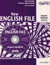 New English File Beginner WB with key