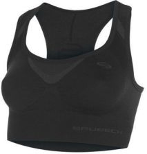 Crop Top Brubeck Fitness CR10070 - lazurowy