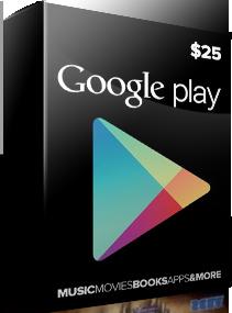 Google Play 25 Usd Karta Pre Paid Podarunkowa Ceny I Opinie