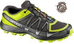 Buty Sportowe Salomon Fellraiser (L37063400) Czarne