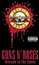 Guns N  Roses - Welcome To The Videos (DVD)