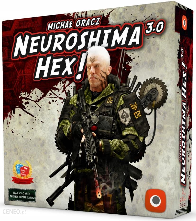 Gra planszowa Neuroshima HEX 3.0