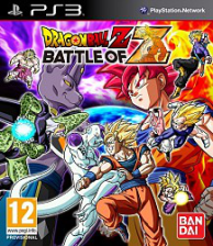 Dragon Ball Z Battle Of Z Gra Ps3 Ceneo Pl