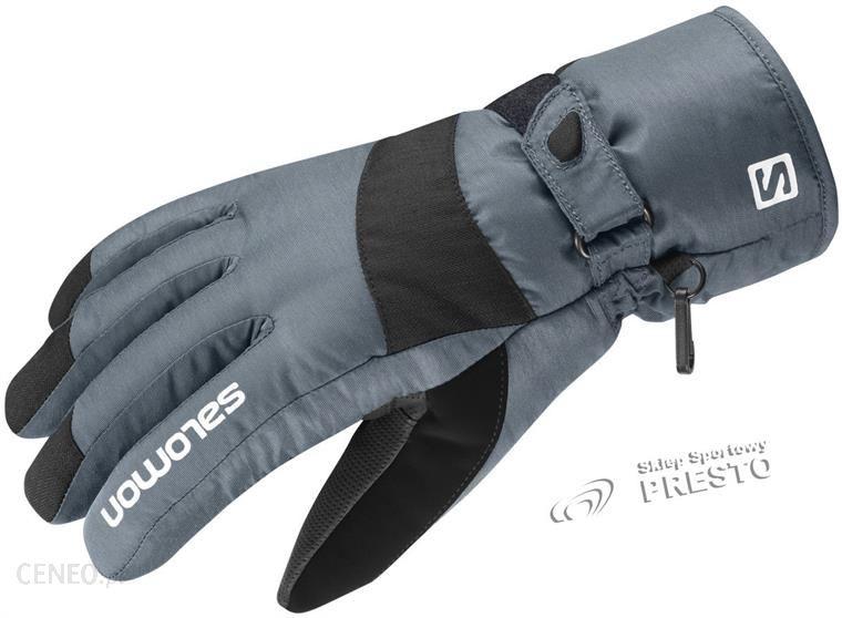 Rękawice SALOMON FORCE MITTEN GTX® W BLACK