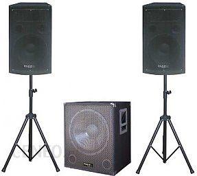 """Ibiza Sound CUBE1812"""