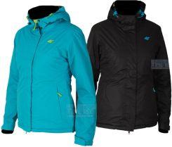 4f damskie kurtki zimowe narciarskie