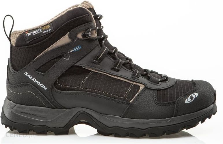Buty Salomon Wasatch TS WP Black 120660