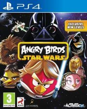 Angry Birds Star Wars (Gra PS4)