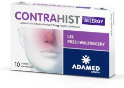 Contrahist Allergy 5mg 10 tabl