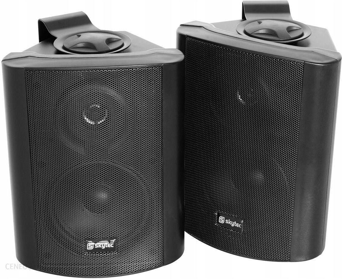 """""""Skytec"""" 2 krypčių 5 colių 100 W juodų garsiakalbių sistema"""