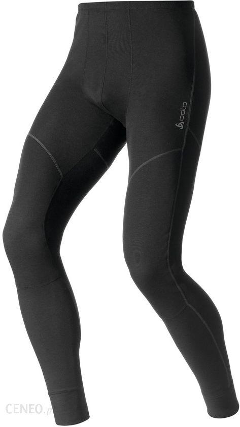 76e348cae0f3c1 ODLO Męskie długie spodnie X-Warm Black XL - Ceny i opinie - Ceneo.pl