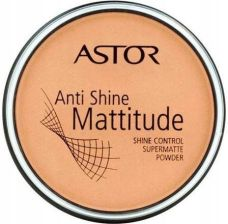 Astor Anti Shine Mattitude Powder Make-up Puder 14 g 001