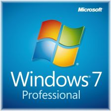 Microsoft Windows 7 Professional PL SP1 bez płyty 32/64BIT (FQC-08254)