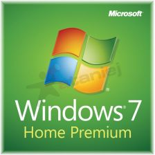 Microsoft WINDOWS 7  HOME PREMIUM SP1 PL OEM 32/64BITno disk Medialess (GFC-02692)