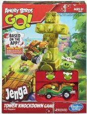 Hasbro Gaming Angry Birds Go Jenga Wieza Knockdown A6437 Gra Dla Dziecka Ceny I Opinie Ceneo Pl
