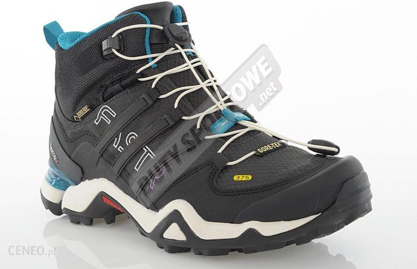 Buty trekkingowe Adidas Buty Damskie Terrex Fast R Mid GTX W Ceny i opinie Ceneo.pl