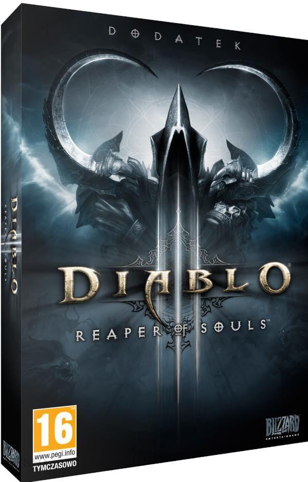 diablo iii reaper of souls gra pc od 54 00 z. Black Bedroom Furniture Sets. Home Design Ideas