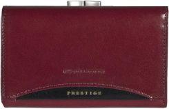 a5fd88874ed8d Mały Portfel Damski ViP - Prestige V05-01-089-31 - Czerwony - Ceny i ...