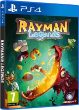 Rayman Legends (Gra PS4)