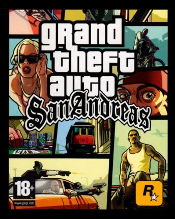 Grand Theft Auto San Andreas (Steam)