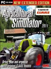 Agricultural Simulator 2011 Extended Edition (Digital)
