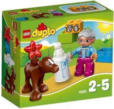 Klocki Lego Duplo Stajnia Z Kucykami 10868 Ceny I Opinie Ceneopl